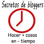 ¿No llegas a todo? Aprende a simplificar para ser un blogger productivo y eficiente